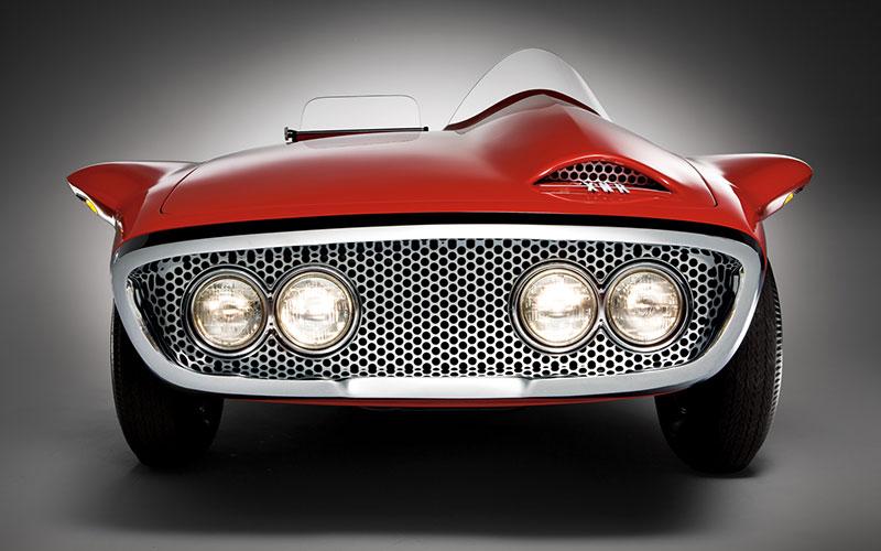 1960 Plymouth XNR (1)