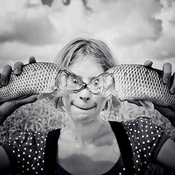 Оптически илюзии, забавни (5)