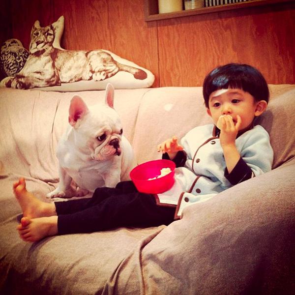Tasuku и приятел (2)