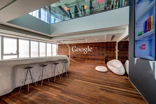 Гугъл, Тел Авив (3)