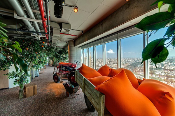 Гугъл, Тел Авив (15)