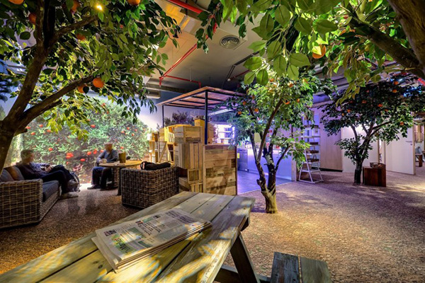 Гугъл, Тел Авив (2)