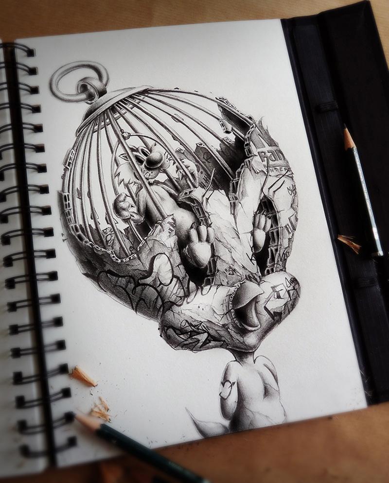 Скиците! (3)