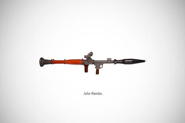Оръжията на Холивуд (11)