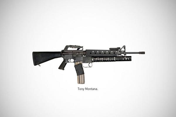 Оръжията на Холивуд (1)