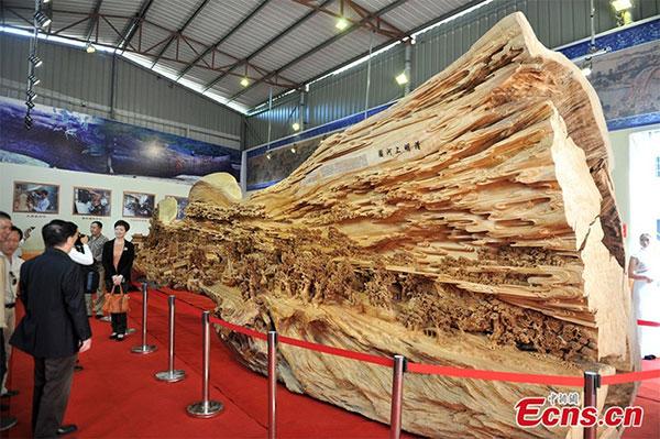 Дърворезбата (5)