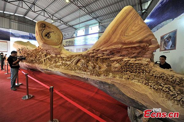Дърворезбата (4)