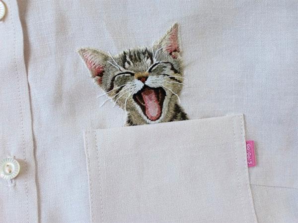 Котка в джоба (2)