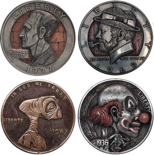 Hobo монети (5)