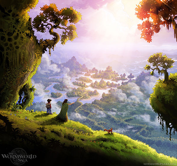 The Wormworld Saga (2)