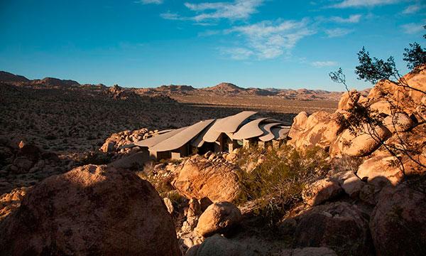 Домът на Пустинния скорпион (1)