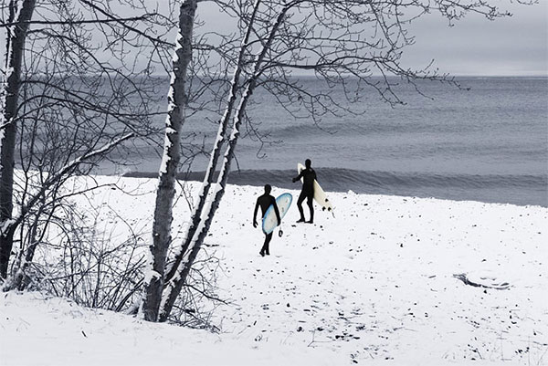 Зимен сърф (2)