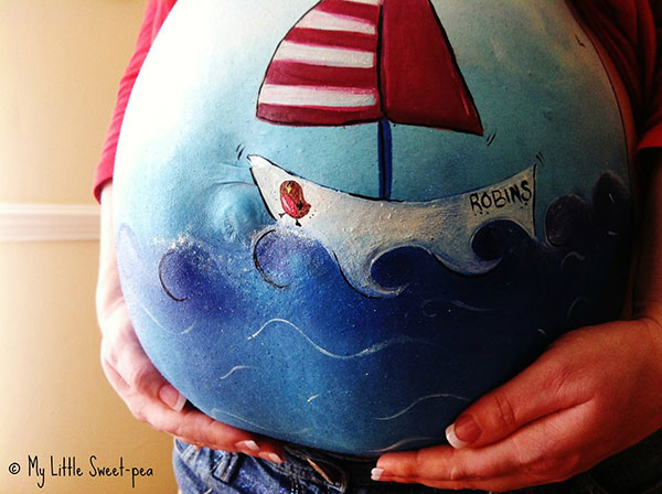 Цветна бременност (1)