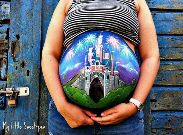 Цветна бременност (8)