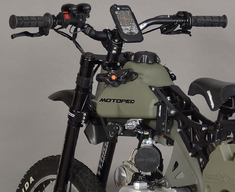 Оцеляване на мотопед (2)
