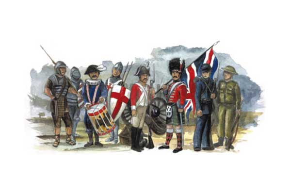 Войникът, 1066-2014 (1)