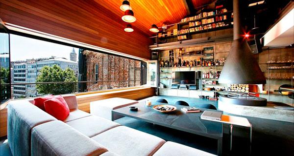 Апартамент в Истанбул (1)