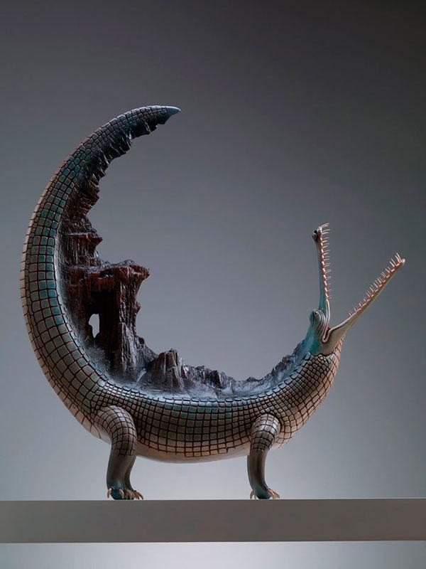 Медни скулптури (1)