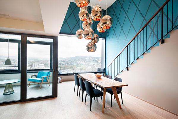 Апартамент в Zurich (2)