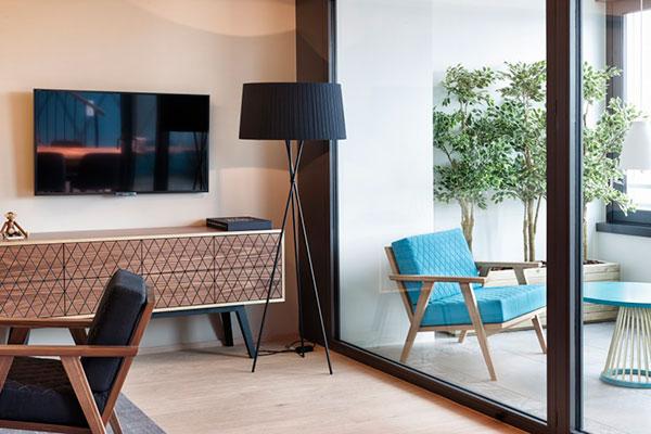 Апартамент в Zurich (4)