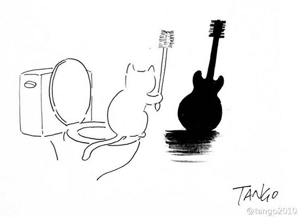 Веселякът Tango (5)