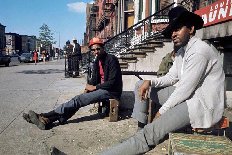 Едно лято в Харлем, 1970 г. (10)