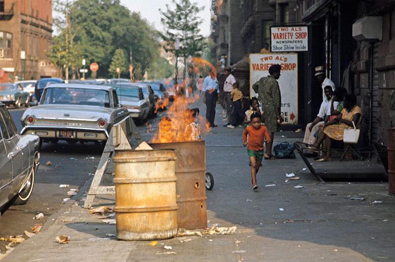 Едно лято в Харлем, 1970 г. (12)