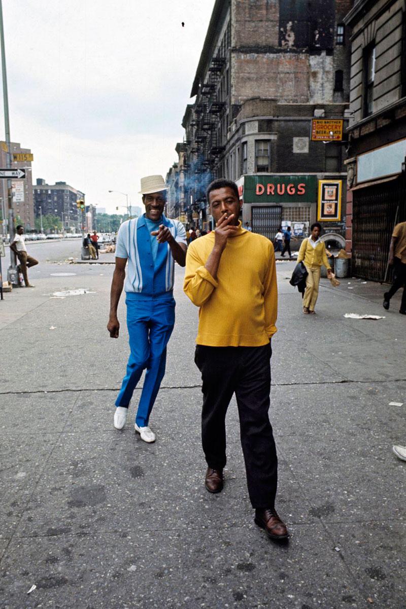 Едно лято в Харлем, 1970 г. (1)