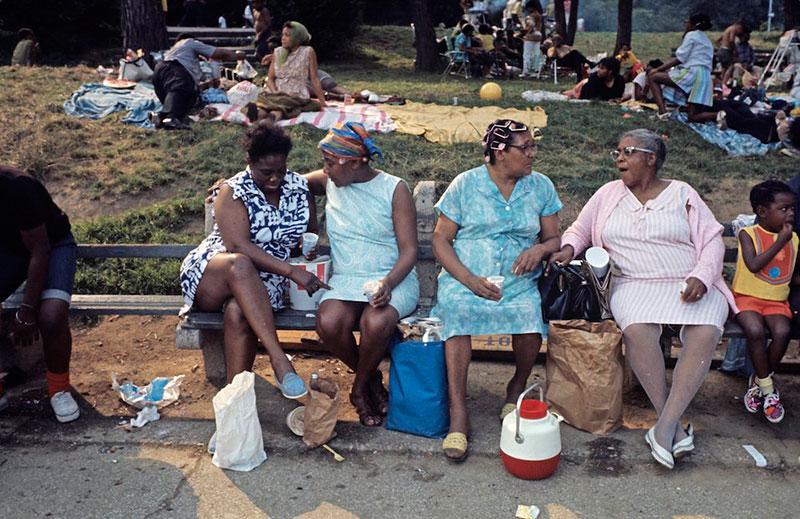 Едно лято в Харлем, 1970 г. (2)