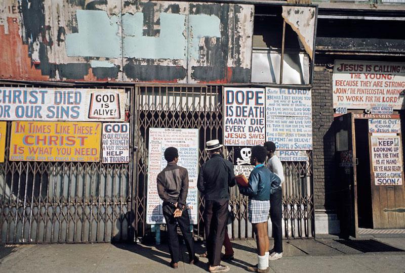Едно лято в Харлем, 1970 г. (3)