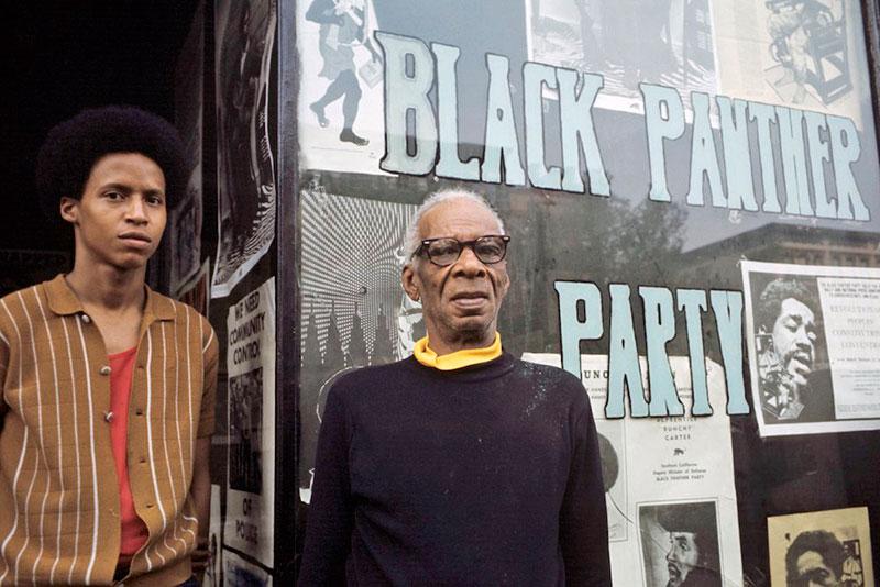 Едно лято в Харлем, 1970 г. (6)