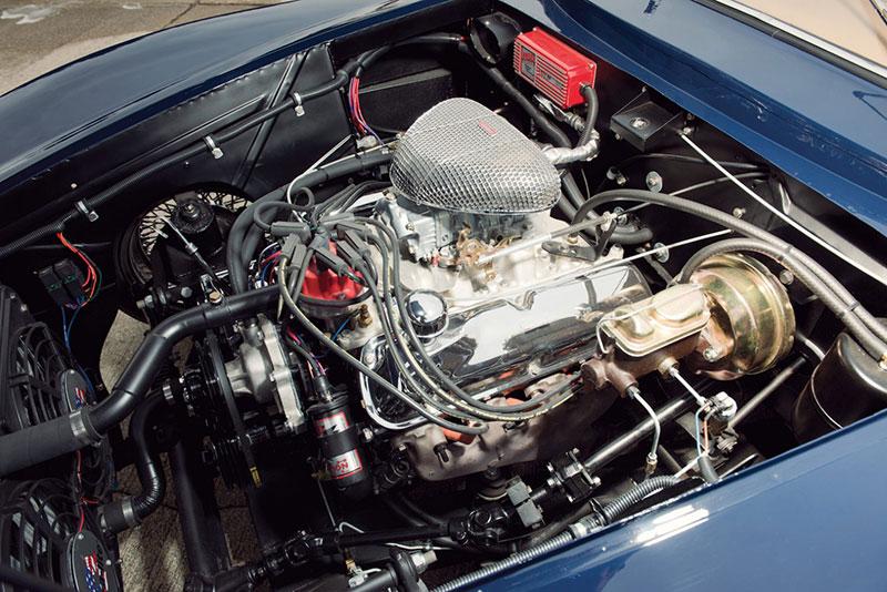 Intermeccanica Italia Spyder, 1968 (7)