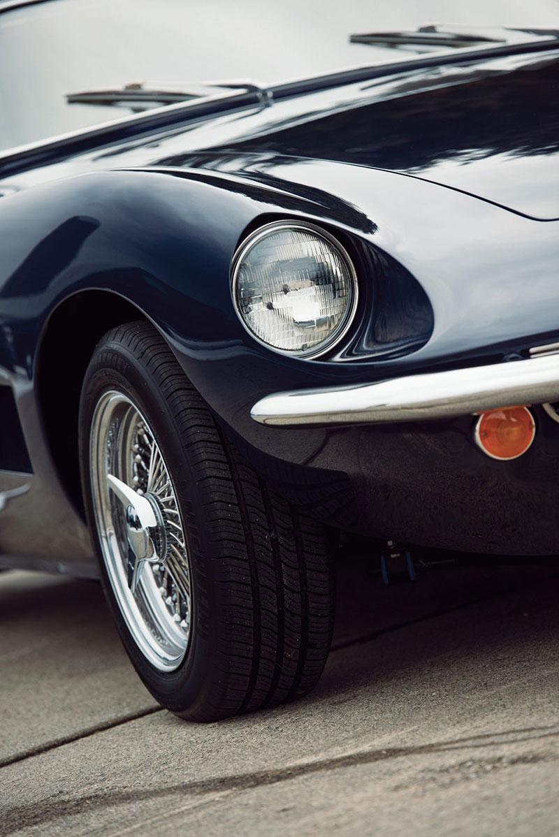 Intermeccanica Italia Spyder, 1968 (6)