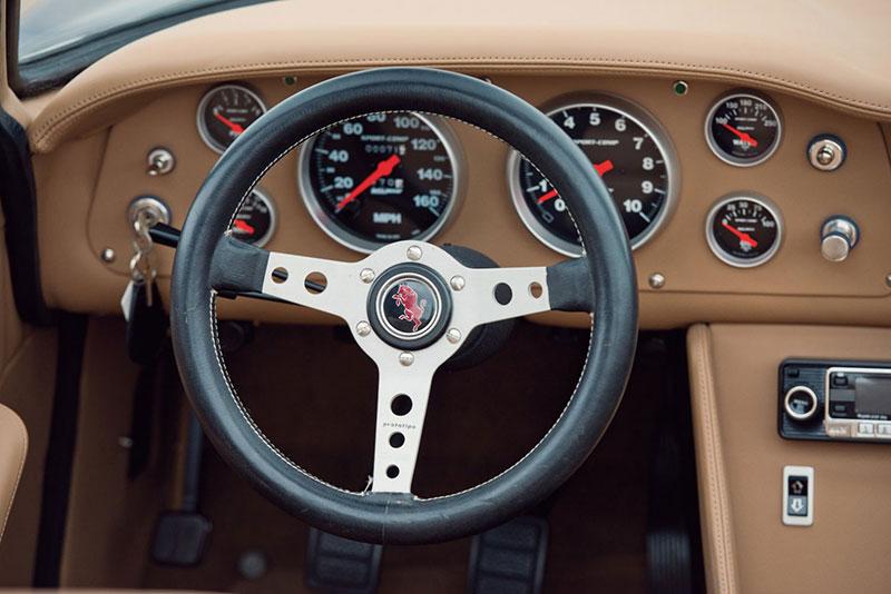 Intermeccanica Italia Spyder, 1968 (9)