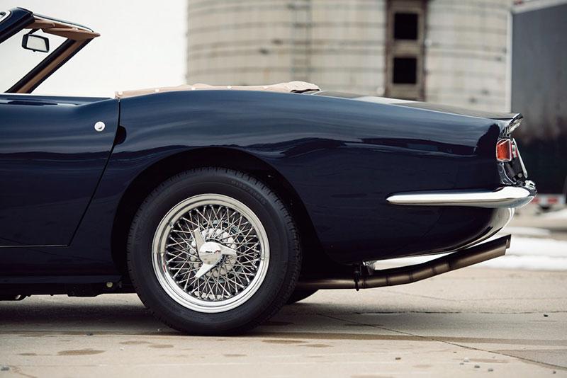 Intermeccanica Italia Spyder, 1968 (5)