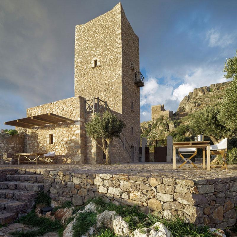 Гръцката кула (3)
